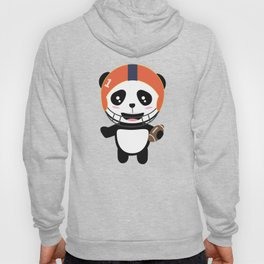 Football Panda with ball T-Shirt D9w5x Hoody