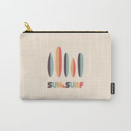 Retro Sun & Surf Surfboard Carry-All Pouch