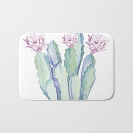 Cactus in Love Bath Mat