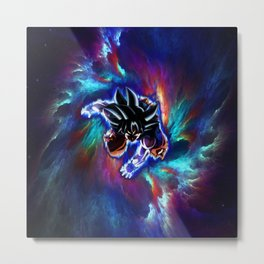 super ultra son Metal Print