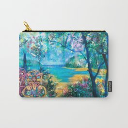 Discovery of New Zealand Carry-All Pouch