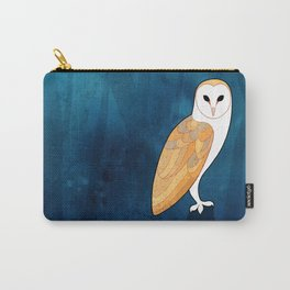 Barn owl (Tyto alba) Carry-All Pouch