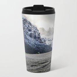 Empty Lake Metal Travel Mug