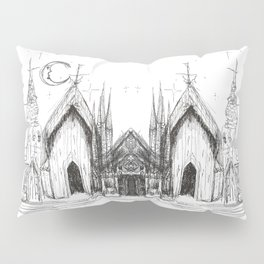 Someplace Magical Pillow Sham