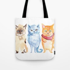 Jack, Jessup and Jill Tote Bag