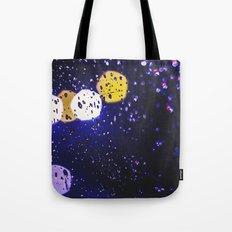 colourful rain Tote Bag