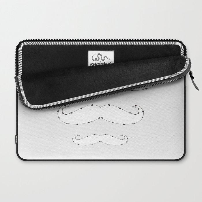 Moustache Laptop Sleeve