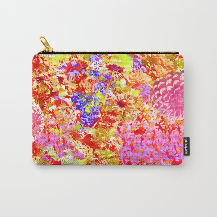 Daisies for Mum Carry-All Pouch