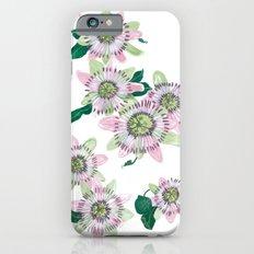 Passion flower iPhone 6s Slim Case