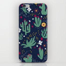 Cactus Blossoms  iPhone Skin