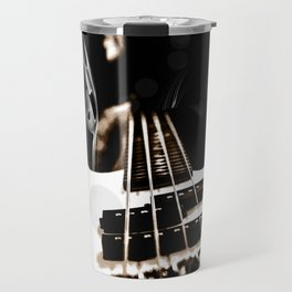 SMOKIN BASS Travel Mug