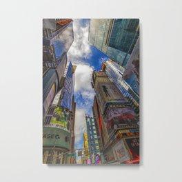 New York, USA Metal Print