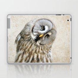 Who? Laptop & iPad Skin