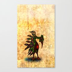 Nopalitus Noticierus Canvas Print