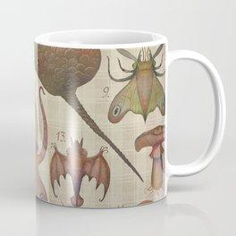 Marine Curiosities I Coffee Mug