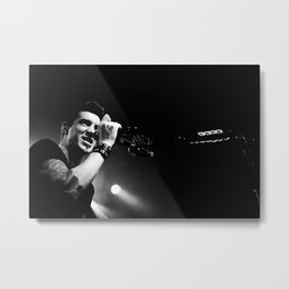 Tyler Connolly of Theory Of A Deadman - 9 Metal Print