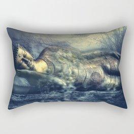 deep balance Rectangular Pillow