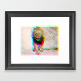 snudge Framed Art Print
