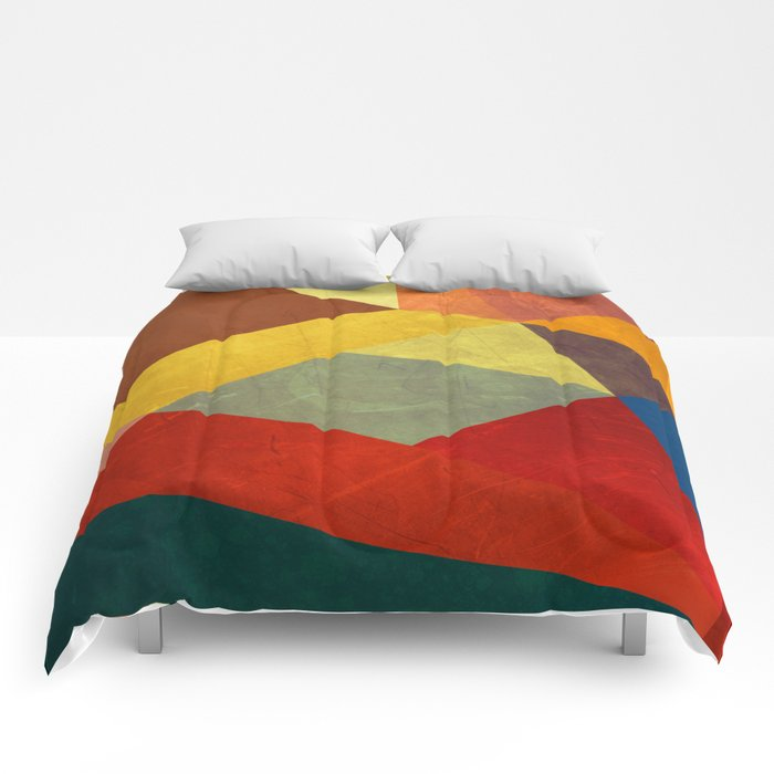 Abstract #294 Comforters