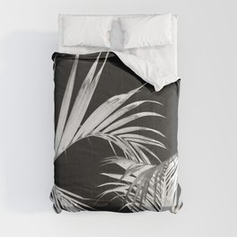 Beloved Nature B&W I Comforters