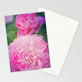The World Smelled of Roses Stationery Cards