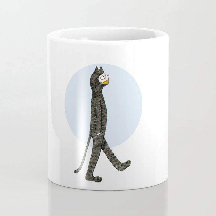 Cat Blues Coffee Mug
