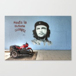 Che Bike  Canvas Print
