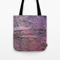 rave Tote Bags featuring Rave by Calle de Rosa