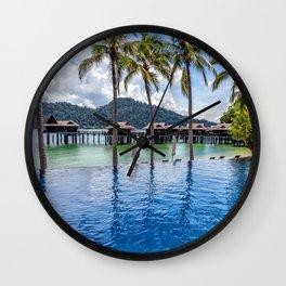 Pangkor Laut Bay Wall Clock