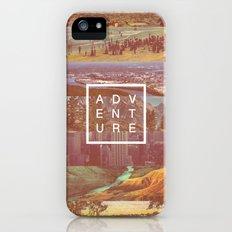 Adventure Slim Case iPhone (5, 5s)