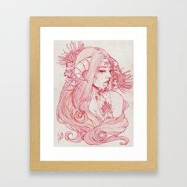 Lycoris Framed Art Print