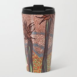 Ab-original Plant Life Travel Mug