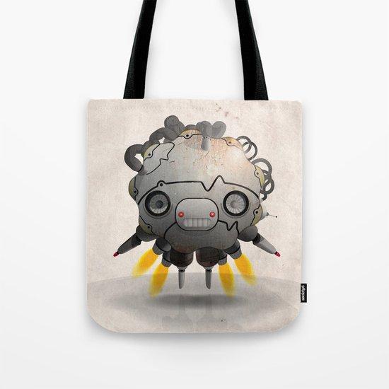 Antigravity Prototype V-3.03 Tote Bag