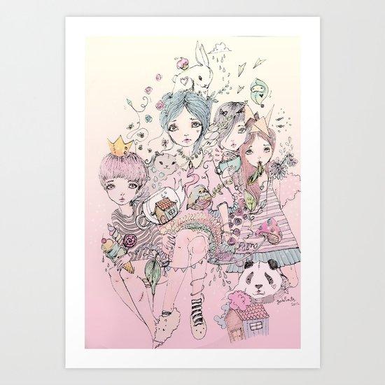 Festivas Art Print