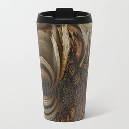 wood-chips Travel Mug