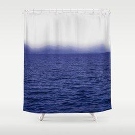 Thalassophile Shower Curtain