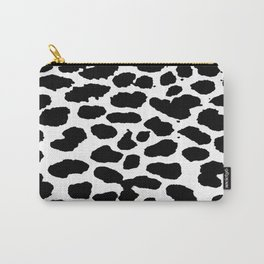 Animal Print Carry-All Pouch