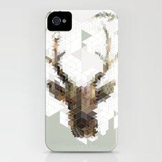 Deer Architect Slim Case iPhone (4, 4s)