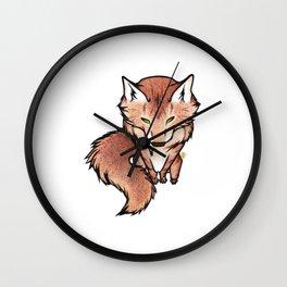 Maine Cat Wall Clock