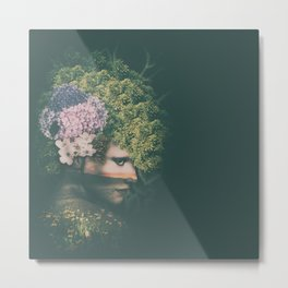 Mother Nature Metal Print