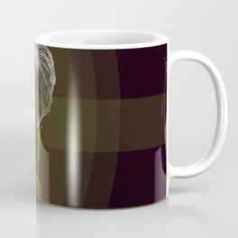 Hibiscus and colors Coffee Mug