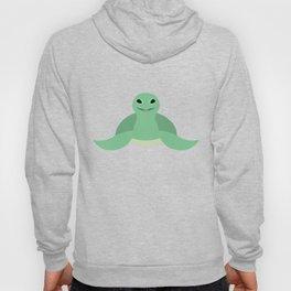 Happy Sea Turtle Hoody