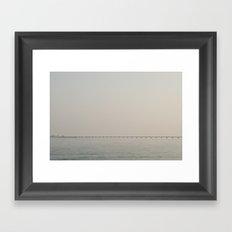 sagunto Framed Art Print