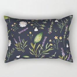 My Herbarium Rectangular Pillow