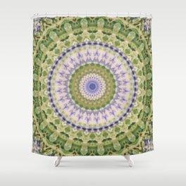 Boho Mandala Shower Curtain