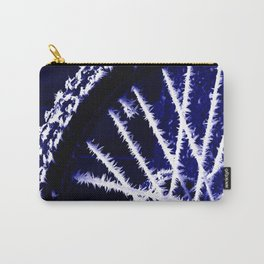 Winter spoke its intentions... Carry-All Pouch