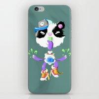 Creepy Cutie iPhone & iPod Skin