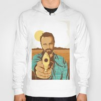 jesse pinkman Hoodies featuring BREAKING BAD | JESSE PINKMAN by Daniel Mackey