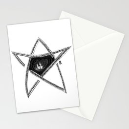 Elder Sign fanart Stationery Cards