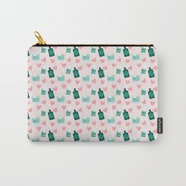 Gin and tonic pattern Carry-All Pouch